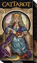 Cat Tarot - Les Mondes de Carole-Anne