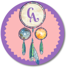 Logo - Les Mondes de Carole-Anne