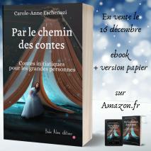 En vente le 16 décembre ebook + version papier sur Amazon.fr